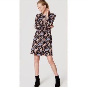 Loft snowbird dress